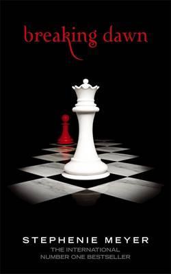 """""""Breaking dawn - twilight series 4"""" av Stephenie Meyer"""
