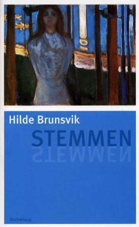 """""""Stemmen - roman"""" av Hilde Brunsvik"""