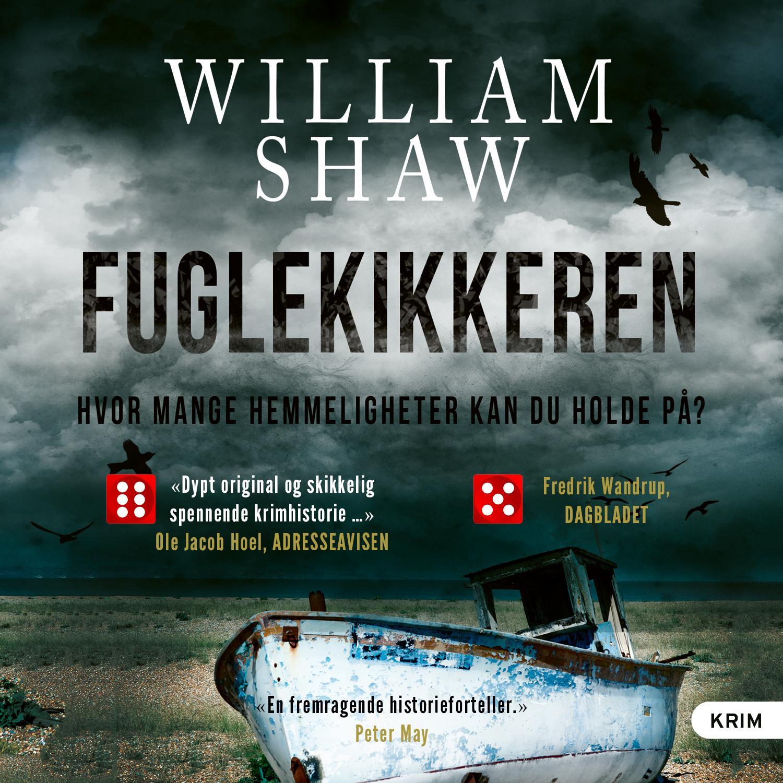 """""""Fuglekikkeren"""" av William Shaw"""