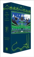 """The hobbit - facsimile gift edition"" av J.R.R. Tolkien"