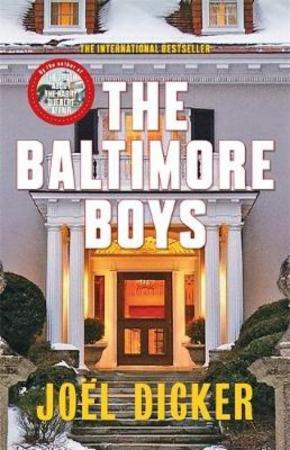 """The Baltimore boys"" av Joël Dicker"