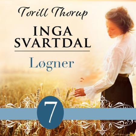"""""""Løgner"""" av Torill Thorup"""