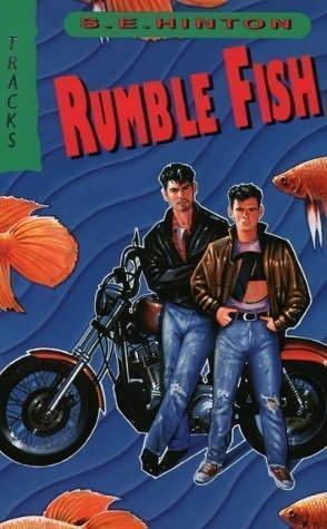 """Rumble Fish"" av S.E. Hinton"