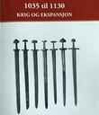 """""""1035 til 1130 - krig og ekspansjon"""" av Kim Hjardar"""