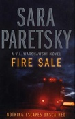"""Fire sale - a V. I. Warshawski novel"" av Sara Paretsky"