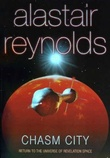 """Chasm city"" av Alastair Reynolds"