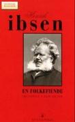 """""""En folkefiende - skuespill i fem akter"""" av Henrik Ibsen"""