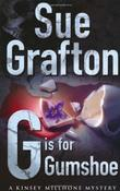 """G is for gumshoe"" av Sue Grafton"