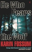 """He who fears the wolf"" av Karin Fossum"
