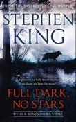 """""""Full dark, no stars - four all-new novellas"""" av Stephen King"""