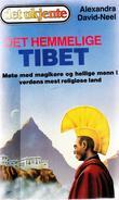 """""""Det hemmelige Tibet"""" av Alexandra David-Neel"""