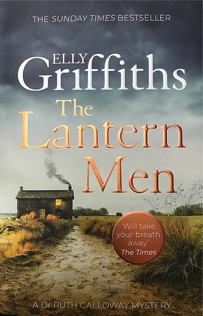 """""""The Lantern Men"""" av Elly Griffiths"""