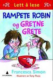 """""""Rampete Robin og Gretne Grete"""" av Francesca Simon"""