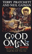 """Good omens - the nice and accurate prophecies of Agnes Nutter, witch"" av Terry Pratchett"