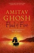 """""""Flood of fire"""" av Amitav Ghosh"""
