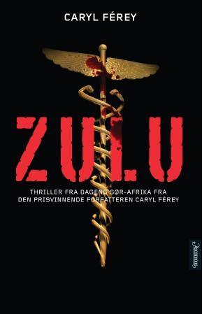 """""""Zulu"""" av Caryl Férey"""
