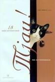 """Mjau! - 18 gode kattehistorier for kattemennesker"" av Lars Mæhle"