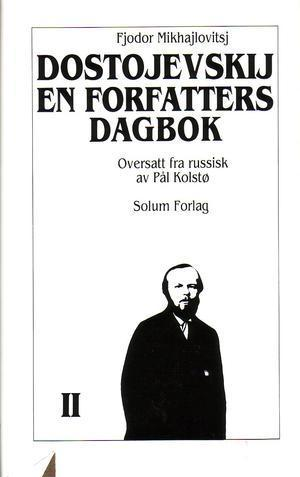 """""""En forfatters dagbok 2. Bd. 27"""" av Fjodor Mikhajlovitsj Dostojevskij"""