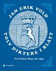 Omslagsbilde av Tolv diktere i blått