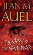 """The clan of the cave bear - earth's children"" av Jean M. Auel"