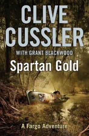 """""""Spartan gold"""" av Clive Cussler"""