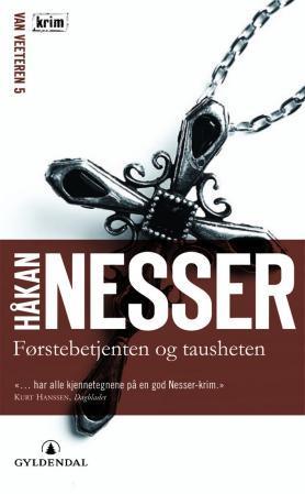 """""""Førstebetjenten og tausheten"""" av Håkan Nesser"""