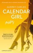 """""""Calendar girl - mars"""" av Audrey Carlan"""