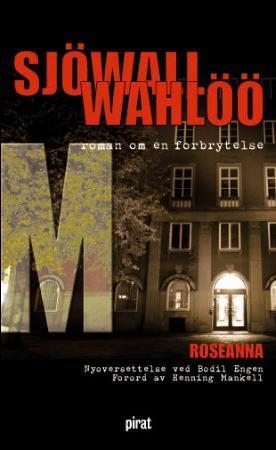 """""""Roseanna - roman om en forbrytelse"""" av Maj Sjöwall"""