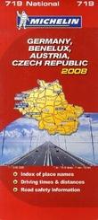 """""""Germany, Benelux, Austria, Czech republic 2008"""""""