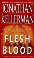 """""""Flesh and blood an Alex Delaware novel"""" av Jonathan Kellerman"""