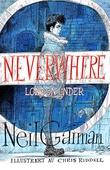 """""""Neverwhere - London under"""" av Neil Gaiman"""