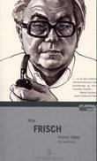 """""""Homo faber - en beretning"""" av Max Frisch"""