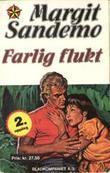 """""""Farlig flukt ; Draugens hånd"""" av Margit Sandemo"""