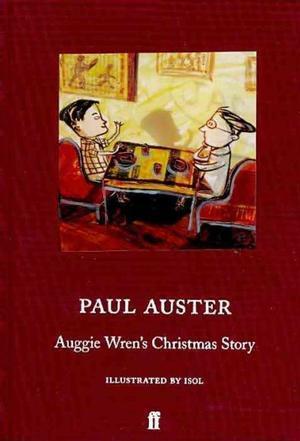 """""""Auggie Wren's christmas story"""" av Paul Auster"""