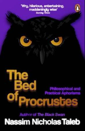 """The bed of procrustes"" av Nassim Nicholas Taleb"