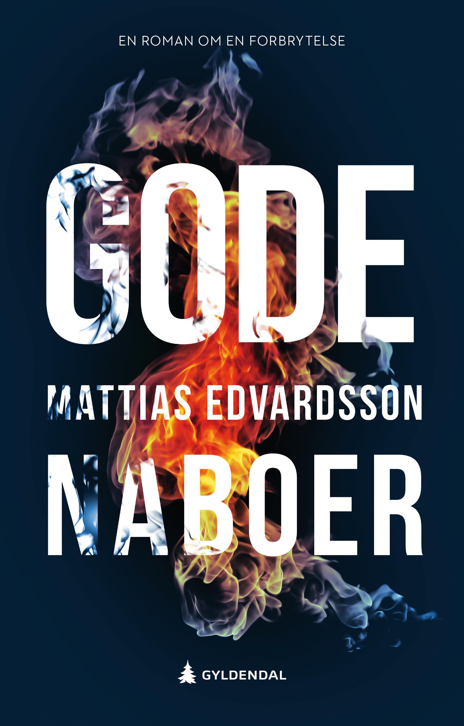 """""""Gode naboer"""" av Mattias Edvardsson"""