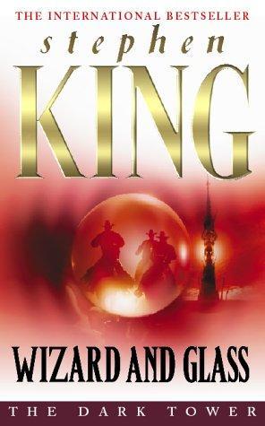 """The dark tower 4 - wizard and glass"" av Stephen King"