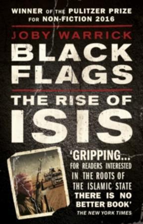 """""""Black flags - the rise of ISIS"""" av Joby Warrick"""