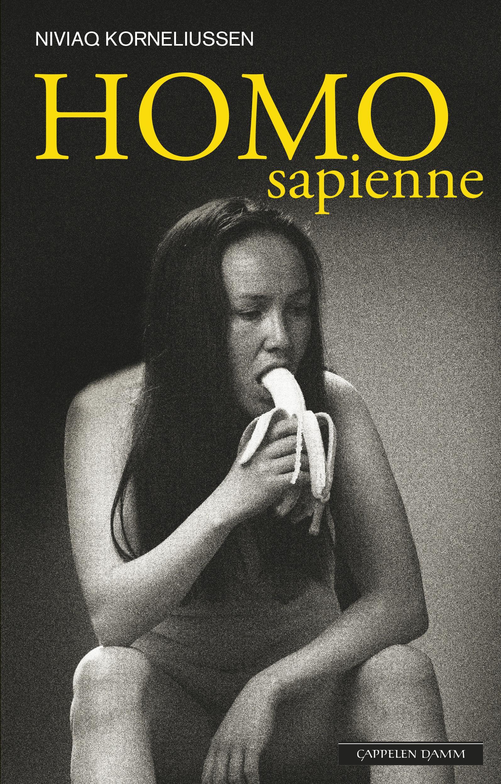 """""""Homo sapienne - roman"""" av Niviaq Korneliussen"""