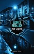 """""""Ren som snø"""" av George P. Pelecanos"""
