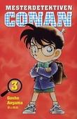 """""""Mesterdetektiven Conan 3"""" av Gosho Aoyama"""