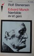 """""""Edvard Munch - nærbilde av et geni"""" av Rolf Eckersberg Stenersen"""