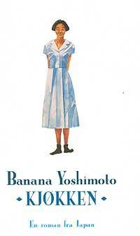 """Kjøkken ; Moonlight shadow"" av Banana Yoshimoto"