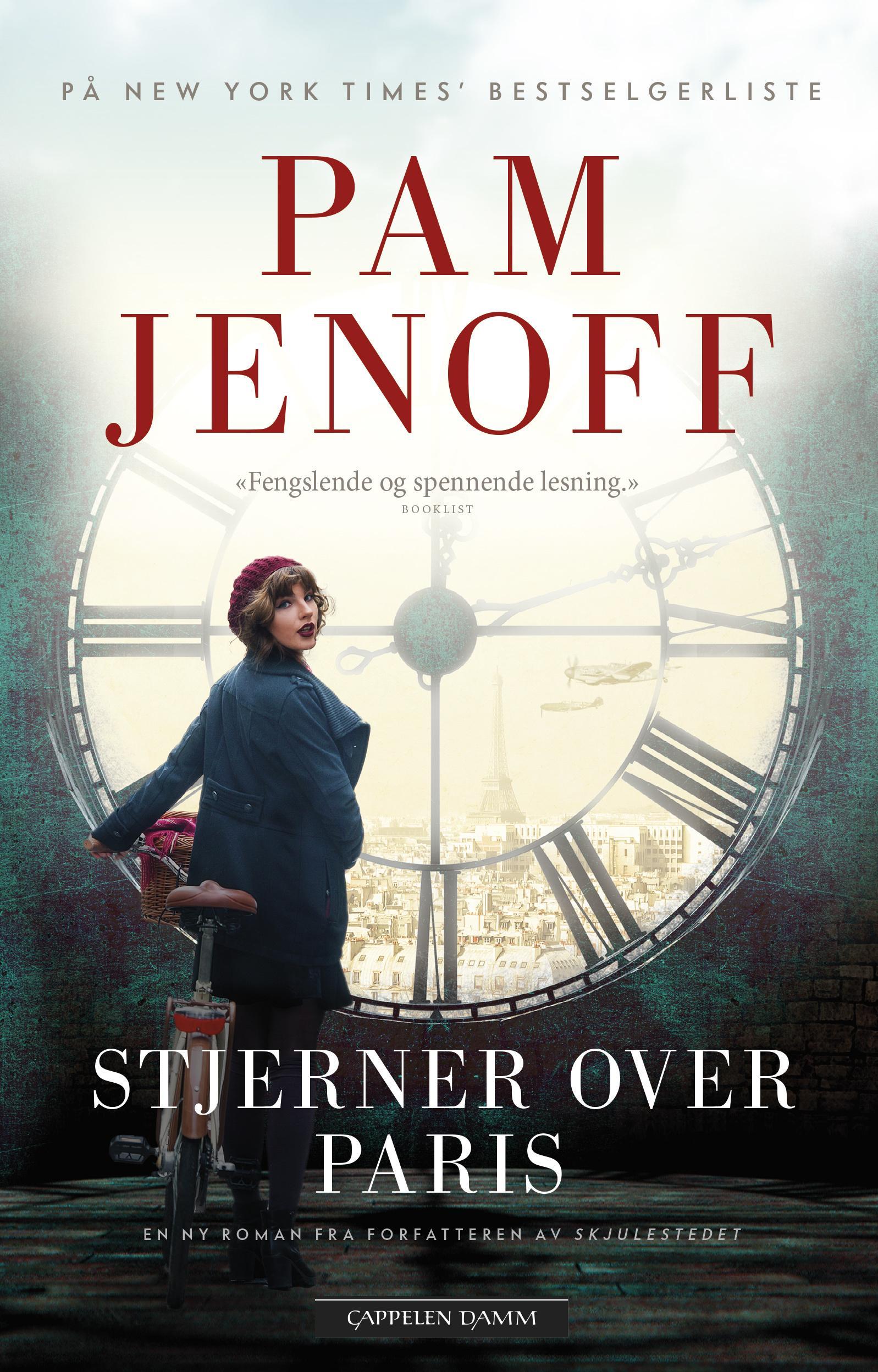 """""""Stjerner over Paris"""" av Pam Jenoff"""