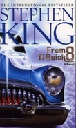 """""""From a Buick 8 - a novel"""" av Stephen King"""