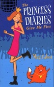 """The princess diaries - give me five"" av Meg Cabot"