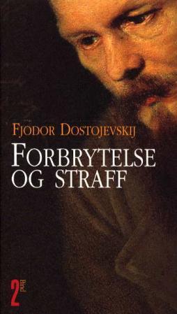 """Forbrytelse og straff. Bd. 2"" av Fjodor Dostojevskij"