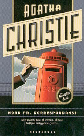 """""""Mord pr. korrespondanse"""" av Agatha Christie"""