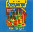 """Monsterblod"" av R.L. Stine"