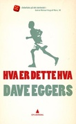 """""""Hva er dette hva - Valentino Achak Dengs selvbiografi"""" av Dave Eggers"""